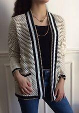 Gilet veste cardigan MAJE  T36 38  neuf avec etiquette