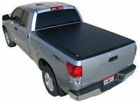 TruXedo 546801 Lo Pro Tonneau Roll Up Cover for 07-20 Toyota Tundra 8 foot bed