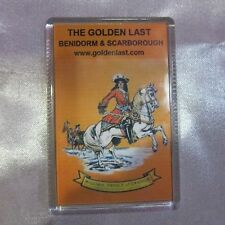 Fridge magnet loyalist Rangers  Golden Last King Billy Orange