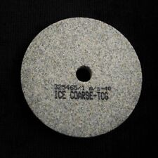 """BLADEMASTER Grinding Wheel 3"""" COARSE for regrinding ice skate blades QUALITY 5PK"""