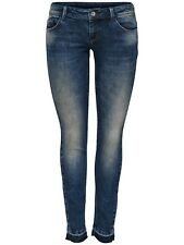 J103 NEU ONLY Damen Jeans Hose onlCORAL SL SK RAW EDGE ANKLE J CRE4748  W29 L34