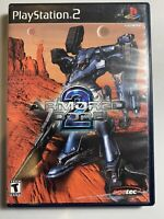 Armored Core 2 (Sony PlayStation 2, 2000) PS2!