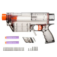 Worker Mod Prophecy Type-R Shell Body Cover DIY Kits for Nerf Retaliator Black
