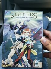 Slayers - The Motion Picture DVD 2000 htf oop great shape
