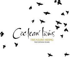 Cocteau Twins Treasure Hiding Fontana Years CD Box Set New 2018