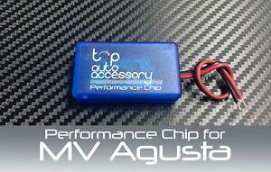 Performance Speed Chip Racing Torque Horsepower Power ECU Module for MV Agusta