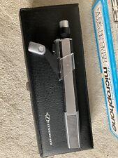 Sennheiser MD441U Dynamic Wired Professional Microphone in case