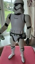 Large 18in Star Wars Storm Trooper Jakks USA