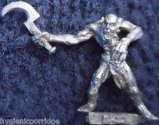 1998 no-muertos Ghoul 8 Citadel Games Workshop Warhammer Condes Vampiro ejército Cripta