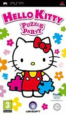 hello kitty puzzle party psp