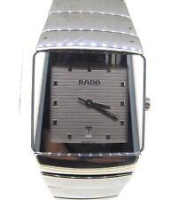 RADO DiaStar High Tech Ceramics Swiss Quartz Men`s Wristwatch 29 MM