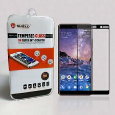 Ultimate Shield Tempered Glass Screen Protector for Nokia 7 Plus