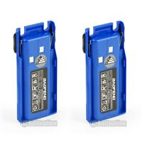 5x Retevis 1000mAh Li-ion Battery For Radio Retevis H-777 //Baofeng888s US