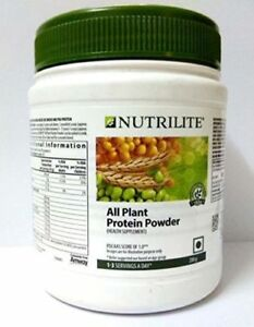 AMWAY NUTRILITE ALL PLANT PROTEIN POWDER - 500 GMS - FREE SHIPPING
