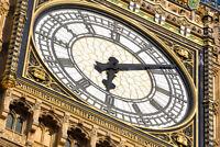 Big Ben Houses of Parliament Westminster London England UK Photo Art Print Poste