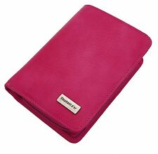 Wallet / wallet Calfskin leather real Card holder Woman Man