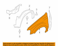 FORD OEM 08-12 Escape-Front Fender Quarter Panel Right 8L8Z16005A