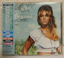 Beyoncé - B'Day Deluxe Edition - Japan Limited Edition Cd+Dvd w/Obi,Bonus Track