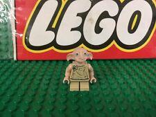 Lego Harry Potter Dobby Minifigure 4736 light flesh Freeing Elf