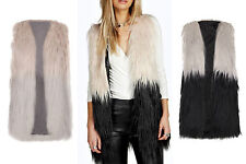 Faux Fur Unbranded Outdoor Coats & Jackets for Women