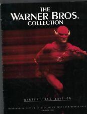 Warner Brothers Catalog Winter 1991 The Flash John Stamos Olsen Twins