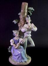 Grosse Figurengruppe  - 46cm  - Lladro Spainien
