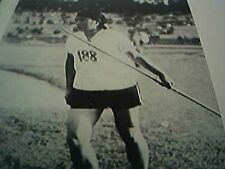 ephemera 1929 picture masako maho japan athlete