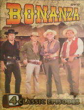 Bonanza: 4 Classic Episodes (Slimline DVD, 2006) BRAND NEW DVD