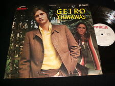 GETRO CHIWAWAS<>THE BEATLES<>Lp vinyl<>Canada Pressing~REVOLUTION RE-6000