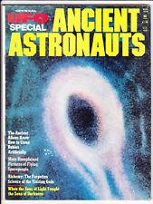 Ancient Astronauts November 1976 Rare Ufo Magazine, Von Daniken Article, Nessie