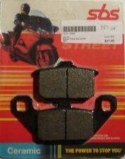 SBS 557HF (1721-1544) Ceramic Brake Pads for Kawasaki