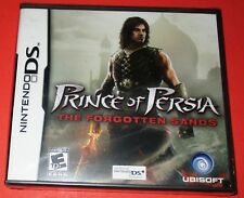Prince of Persia: The Forgotten Sands Nintendo DS-DSi-Lite-XL-3DS *New-Free Ship