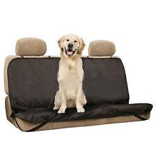 Black Waterproof Pet Car Seat Protector Car Backseat Mat Cover Pet Travel Covers