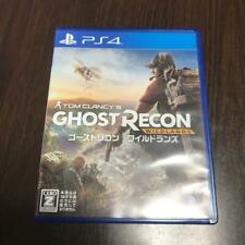 PS4 Ghost Recon Wildlands 04091 Japanese ver from Japan