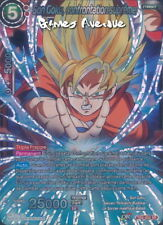 Dragon Ball Super Card Game ! Son Goku, Confrontation Supreme TB2-002 SR/VF