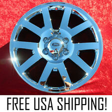 "Set of 4 Chrome 20"" Ford Expedition F-150 OEM Wheels Rims Lincoln Navigator 3789"
