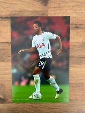 MOUSA DEMBELE - Hand Signed 12x8 Photo - Tottenham Hotspur Spurs - Football
