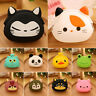 Cute Silicone Cartoon Animal Clutch Change Coin Purse Mini Wallet Pouch Bag Case
