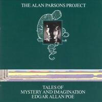 PARSONS PROJECT, ALAN - TALES OF MYSTERY & NEW VINYL RECORD