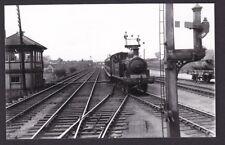 Buckinghamshire Bucks railway CHALFONT LATIMER BOX loco77 fromChesham 1934 photo