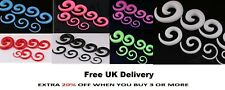 Spiral Taper ear plug / flesh tunnel / Various Sizes