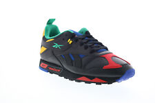 Reebok Classic Leather RC 1.0 FW3785 Mens Black Low Top Sneakers Shoes