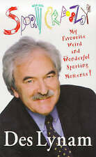 Sport Crazy, Lynam, Desmond, Used; Very Good Book