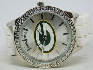 Game Time NFL Green Bay Packers Quartz Analog Ladies Watch
