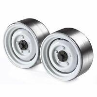 Metal 1.9 Inch Beadlock Wheel Rim for 1/10 RC Crawler Traxxas TRX-4 Axial CC01