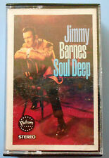 Jimmy Barnes-Soul Deep Cassette Made in Australia
