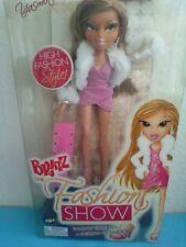 Girlz Girl Bratz Fashion Show Yasmin Doll High Fashion Style New