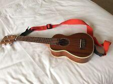 Kala KA-SLNG Soprano Ukulele uke with long neck