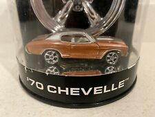 1970 '70 Chevy Chevrolet Chevelle American Racing Wheels Hot Wheels Diecast Rare