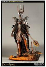 Sideshow SAURON lord of rings premium format NUOVO MAI ESPOSTO new perfect